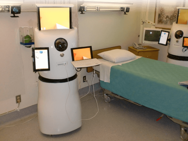 Mobile Robotic Teleheath System