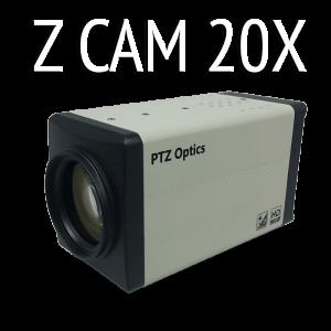 PTZOptics ZCam 20X