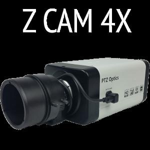PTZOptics ZCam 4X