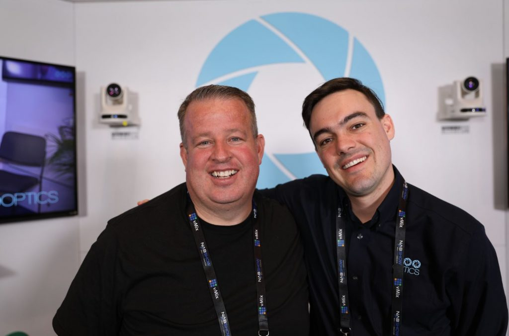Derral Eves and Paul Richards - 2018 NAB Show