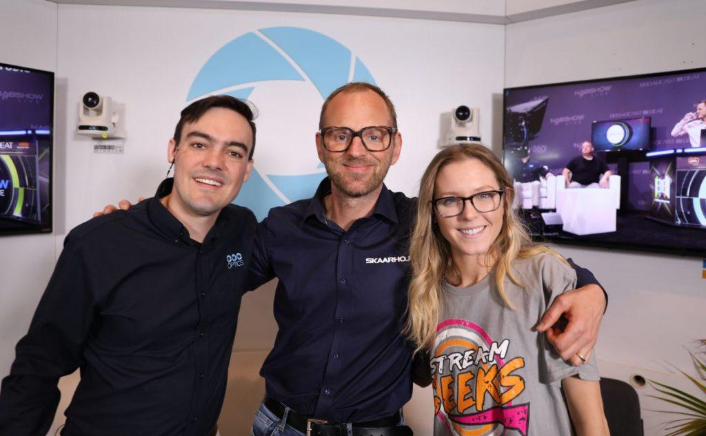 Kasper Skaarhoj, Paul & Tess