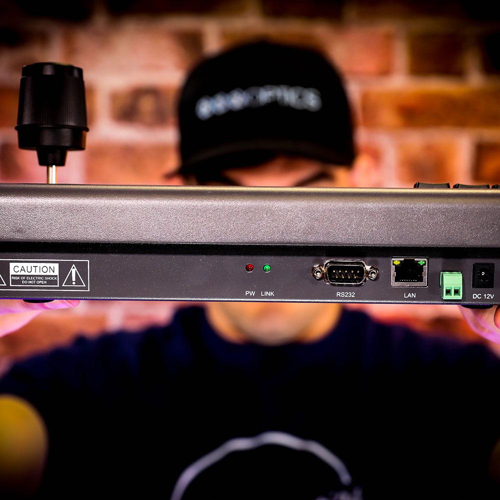 ONVIF PTZ Joystick