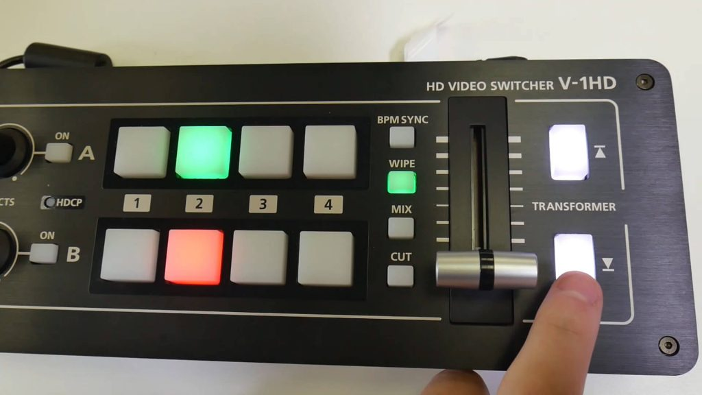 Choosing a video switcher for your church