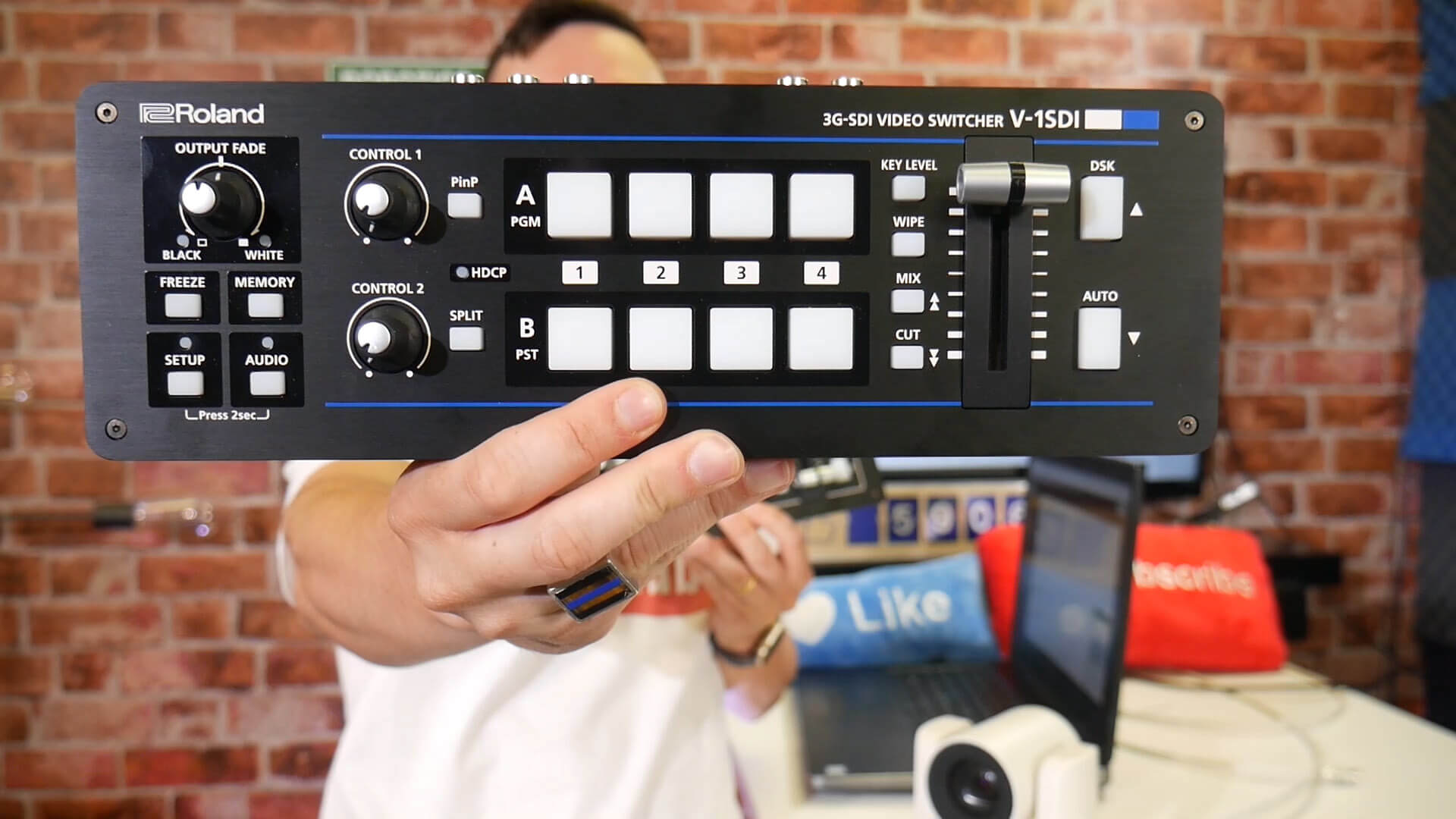 Church Production Hardware versus software switchers