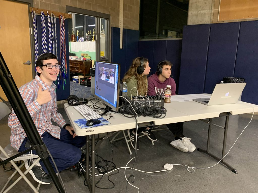 live streaming equipment in education