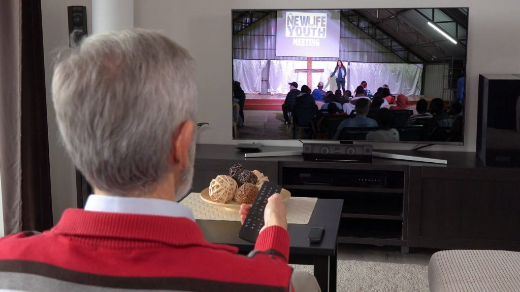 Broadcasting Church Services over Cable TV