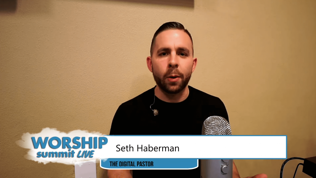 Seth Haberman - The Digital Pastor