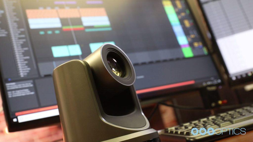 Ableton PTZ Camera Integration