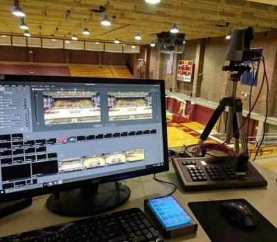 Equipment View to live stream Basketball