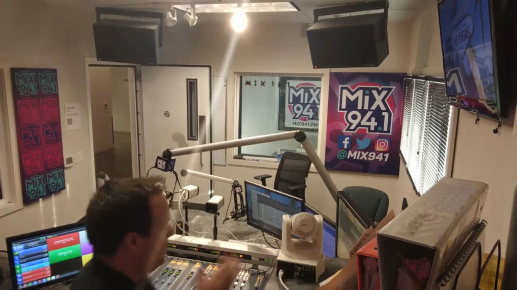 Radio Station Live streaming setup