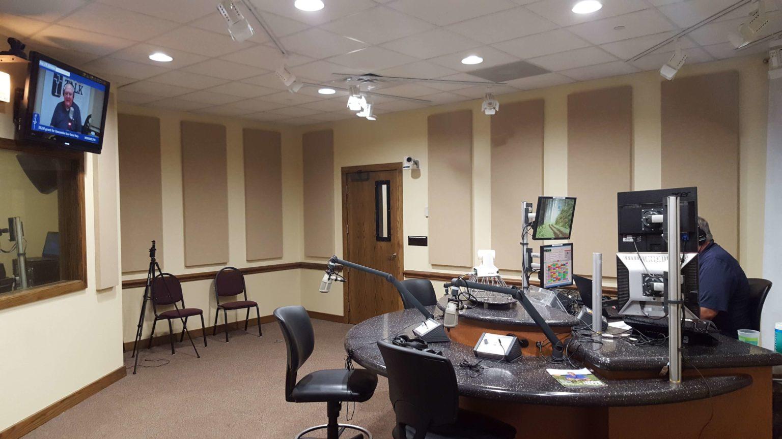 Radio Station live streaming equipment