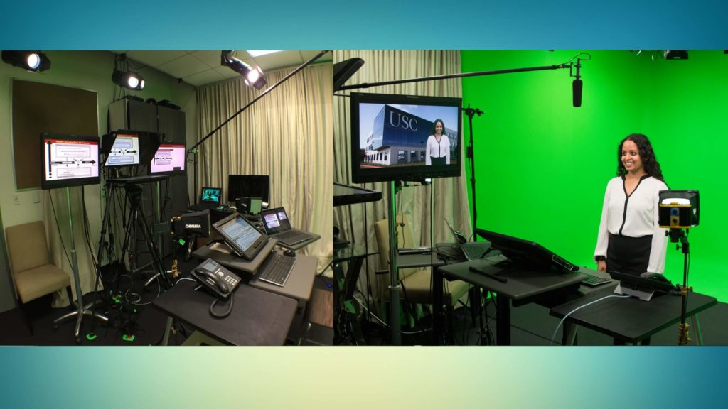 USC Video Production Studio