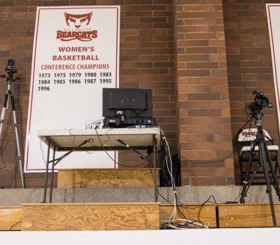 Basketball Streaming setup