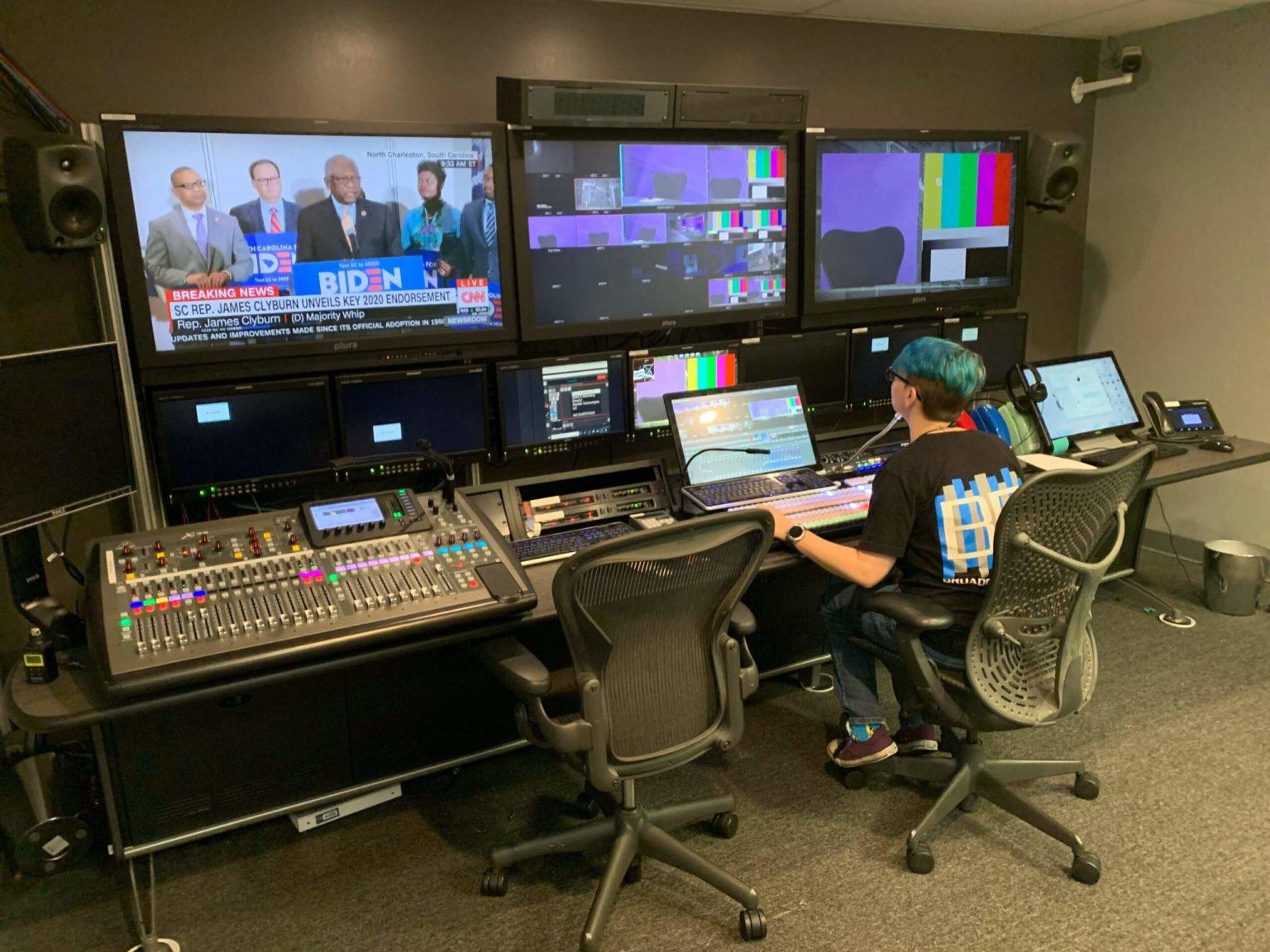 Broadcast Beat Control Center