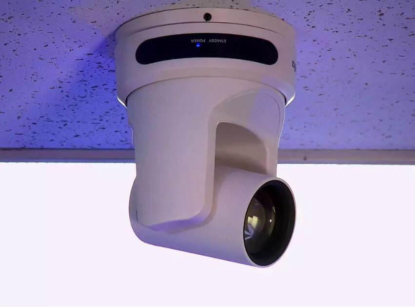 PTZ Camera Ceiling Mounts