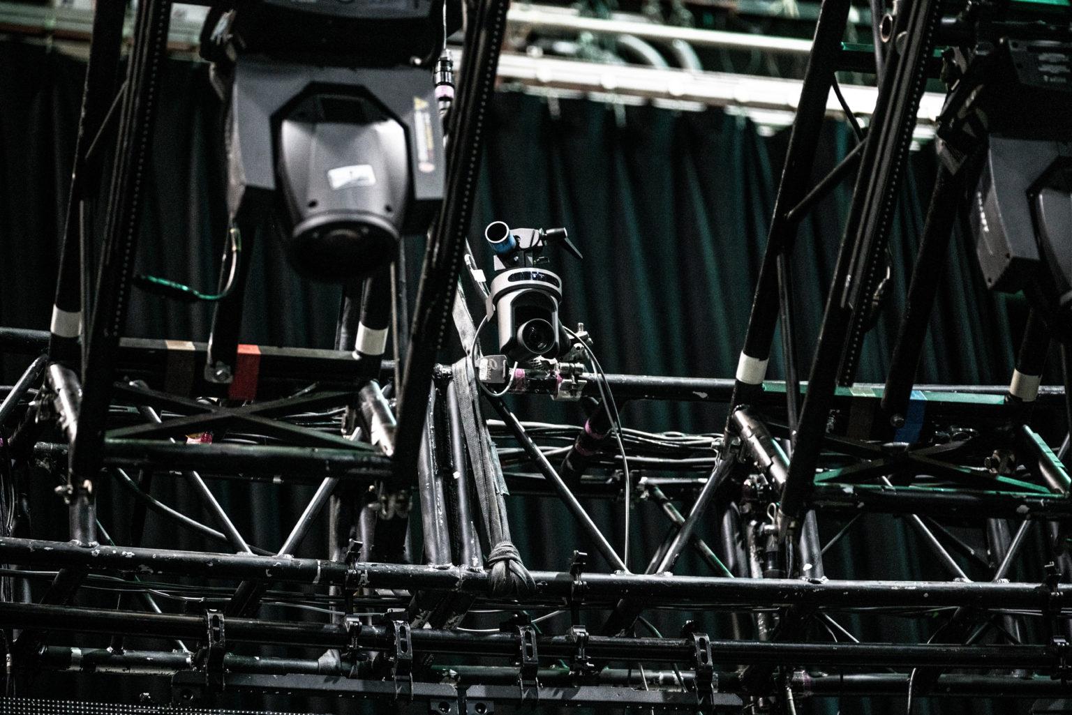 PTZOptics Camera on DJ Set