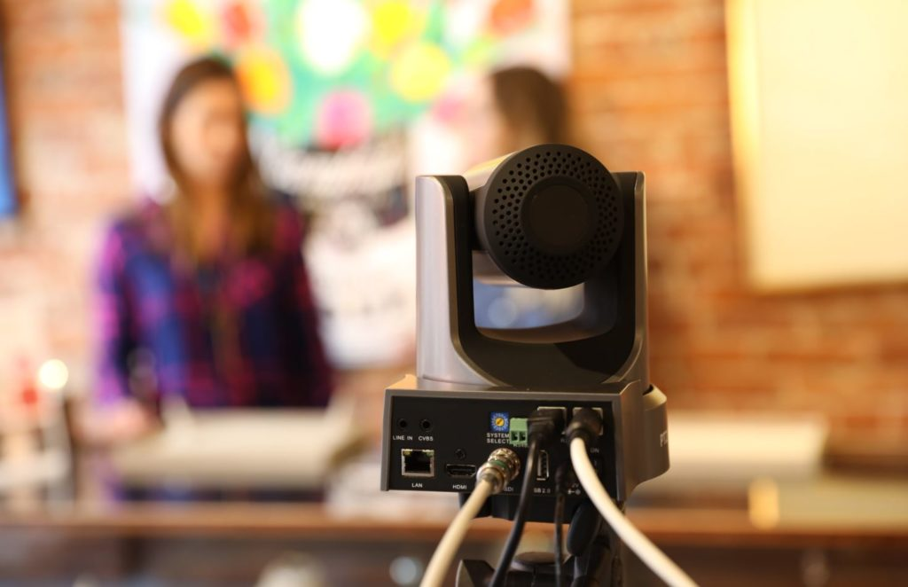 Working with Local BID to live stream