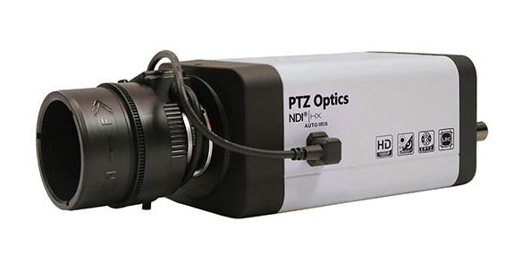 NDI PTZ Video Camera