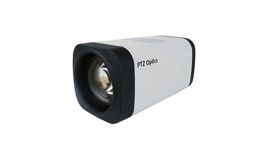PTZ Optics Zcam Front side