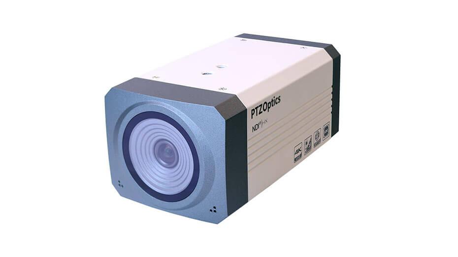 ePTZ Video Cameras Side