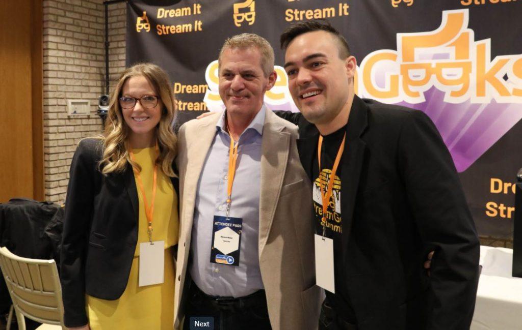 StreamGeeks Summit Event