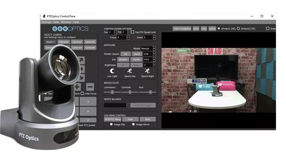 PTZOptics-Camera-Control-App