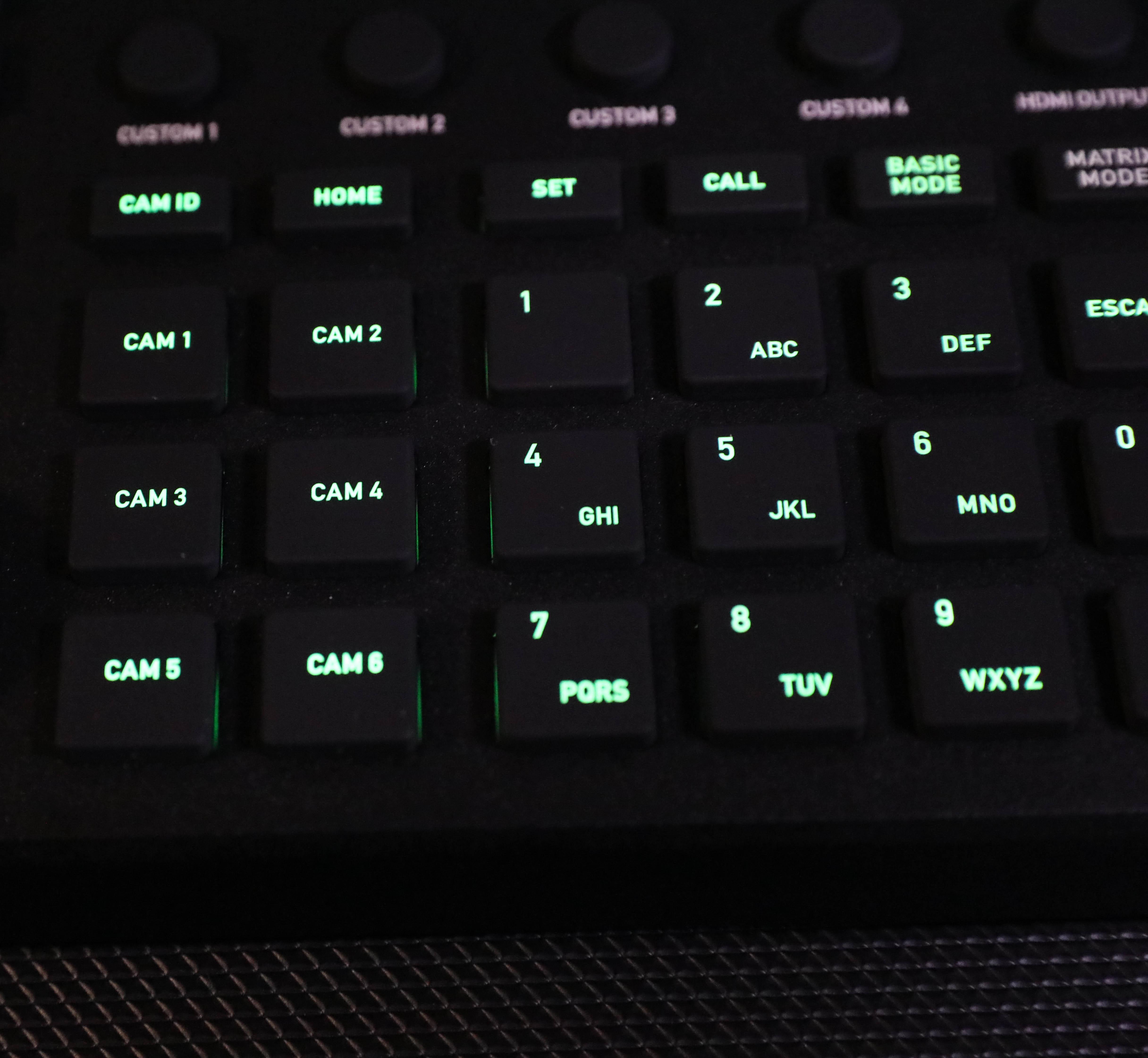 Superjoy Controller Backlit Buttons