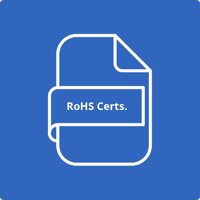 ROHS CERTS